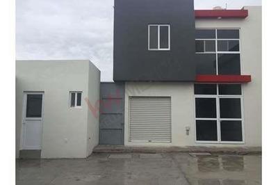 Bodega Industrial En Renta Apaseo El Alto Guanajuato