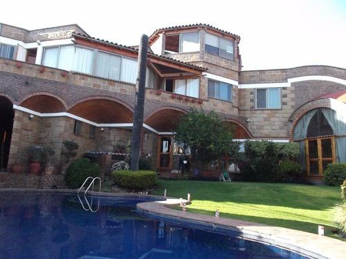 Casa En Lomas De Tetela, Cuernavaca