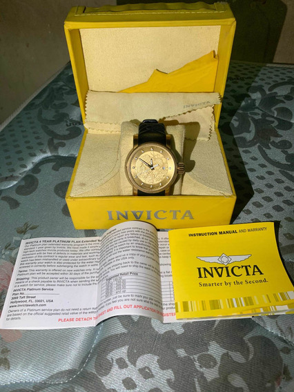 Relógio Invicta Yakusa Original 15863
