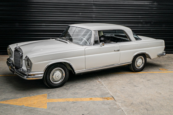 1966 Mercedes Benz 250 Se Charuto