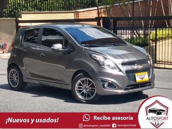 Chevrolet Spark Gt Ltz Versión Rs - Financiamos Rápido