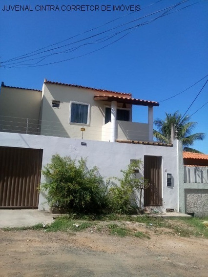 Casa Em Ipitanga, 3 Suíte, Piscina, Churrasqueira, R$ 265.000,00 - J724 - 34443688