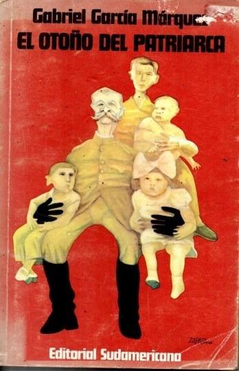 Livro El Otoño Del Patriarca Gabriel García Márquez