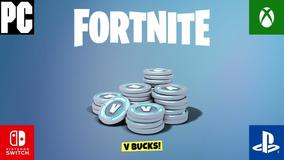 Fortnite - 1000 V-bucks - Pc - Xbox - Ps4 - Switch - Mobile