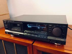Tape Deck Technics Rs-b965 Topo Da Linha 3head Regence Audio