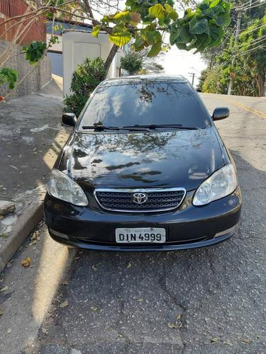 Imagem 1 de 9 de Toyota Corolla 2004 1.8 16v Se-g Aut. 4p