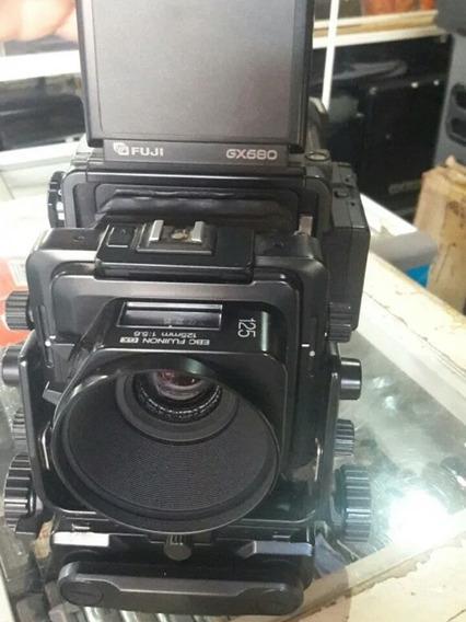Câmera Fotográfica Fugi Gx680 Raríssima Promoção 3500 Reais