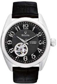 Relógio Masculino Social Bulova Automático Wb21847t