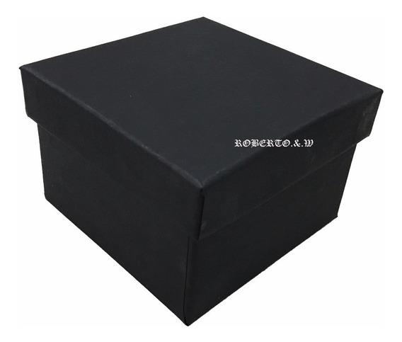 Atacado Kit 20 Caixinha Relogio Papelão Reforçado Almofada