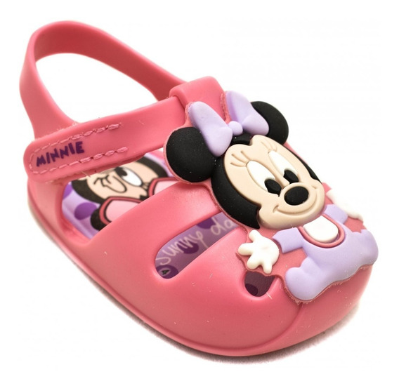 Sandália Bebê Disney 21932