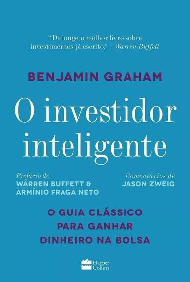 Livro O Investidor Inteligente Benjamin Graham - Novo