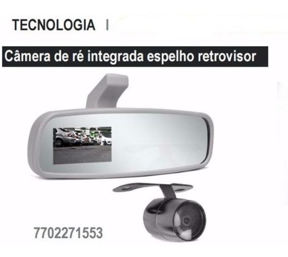 Retrovisor Camera Ré Sandero Clio Duster 7702271553 +