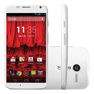 Motorola Moto X Xt1058 16gb Single 10mp 4.7 Branco Vitrine 2