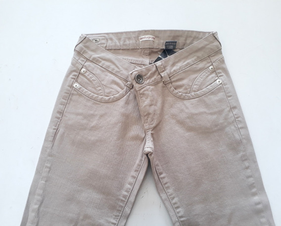 Calça Jeans Capri Feminina M.g.f