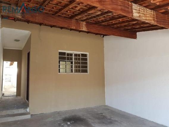 Casa 02 Dorm - Vila Real - Hortolândia - 13096