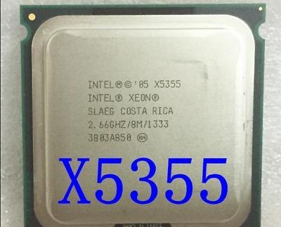 Procesador Intel Xeon S771 - Quad Core X5355 - 8mb Cache