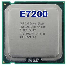 Processador Intel 775 Core2duo E7200 2.53ghz 3mb