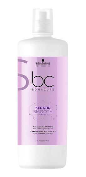 Schwarzkopf Shampoo Bc Smooth Perfect 1l