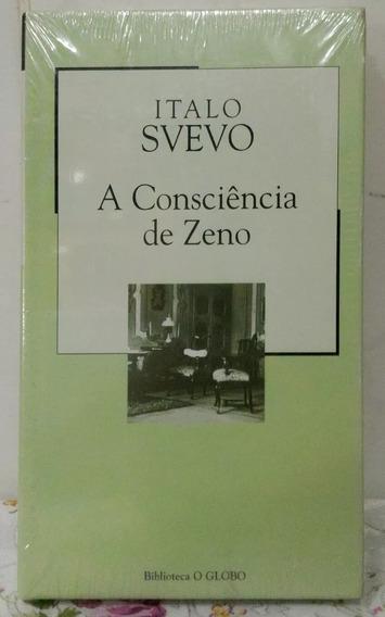 Livro A Consciência De Zeno - Ítalo Svevo Novo No Plastico