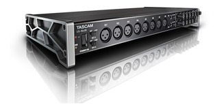Placa De Audio Tascam Us-16x08 Interface 16 In 8 Out