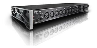 Placa De Audio Tascam Us-16x08 Interface 16 In 8 Out