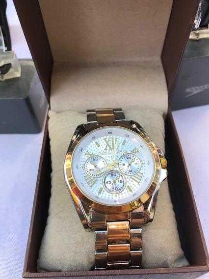 Relógio Mk Dourado
