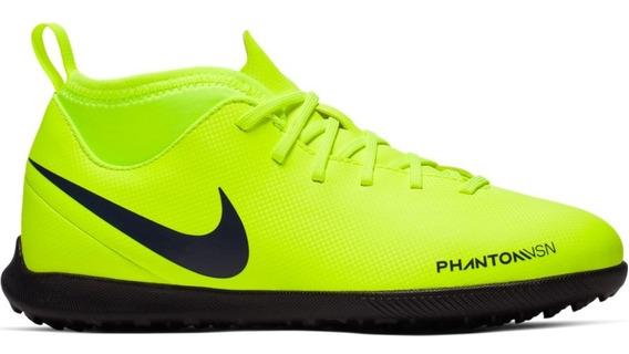 Chuteira Nike Phantom Vision Club Society Infantil