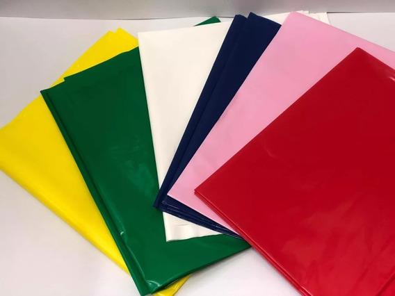 Mantel Plástico Todos Los Colores Cotillón Chirimbolos