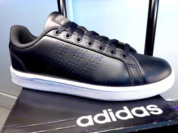 Tênis adidas Cf Advantage Clean - Preto - Tam 40 - Original