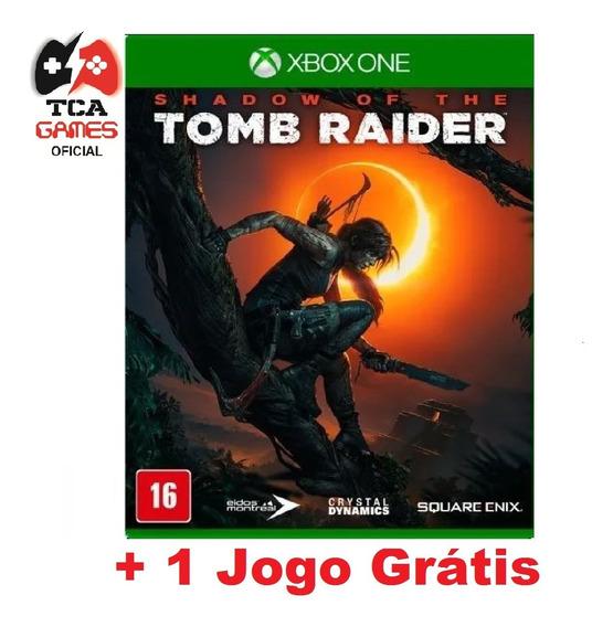 Shadow Of Tomb Raider Xbox One Mídia Digital