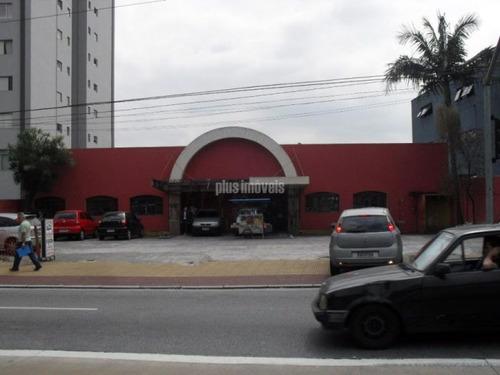 Galpão - Locação - Ab113424