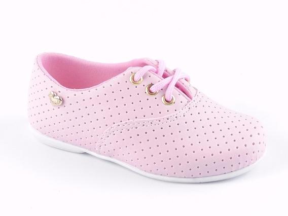 Sapato Infantil Oxford Gracinha Diversas Cores