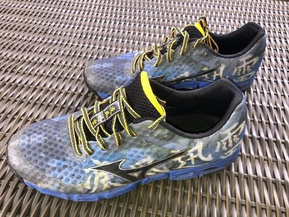 Tênis Mizuno Trail Run Hayate Tamanho 42