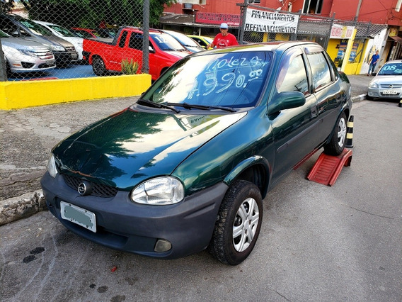 Corsa Sedan Super 1.0 - 2000 - Revisado!!!