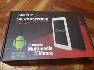 Tablet Silverstone 7 (leer Bien)