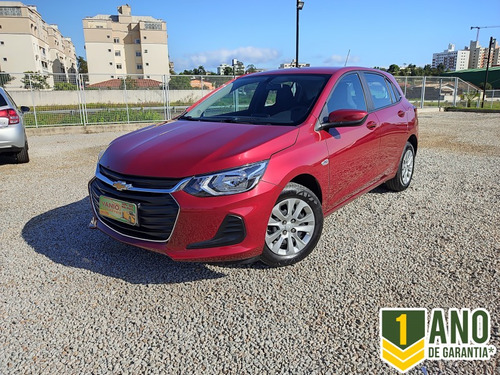 Chevrolet Onix Hatch Lt 1.0 12v