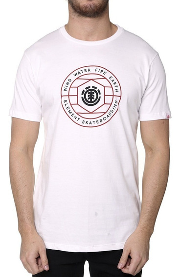 Remera Element Fire Earth Tee 21108003