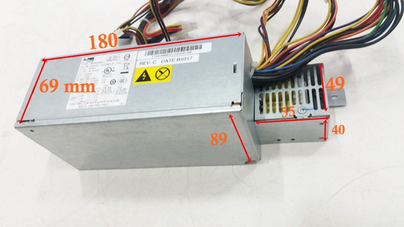 Fonte Pc Lenovo Thinkcentre 9481 Api5pc58 B81 220w