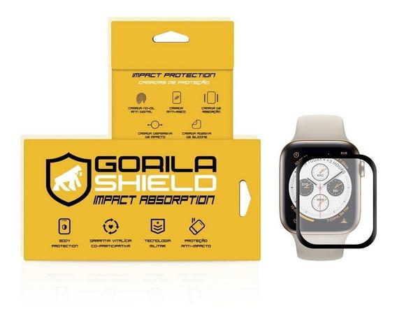 Película Nano Gel Dupla Apple Watch 44mm - Gorila Shield