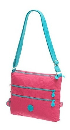 Bolsa Go Super Pink Rosa Girl Power