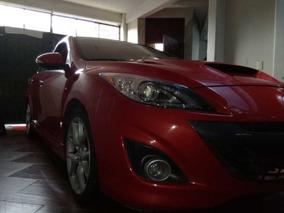 Mazda Speed 3 Posible Cambio Por Algo Más Reciente