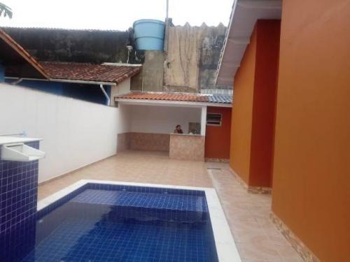 Casa No Bairro Três Marias, Em Peruibe, Litoral Sul De Sp