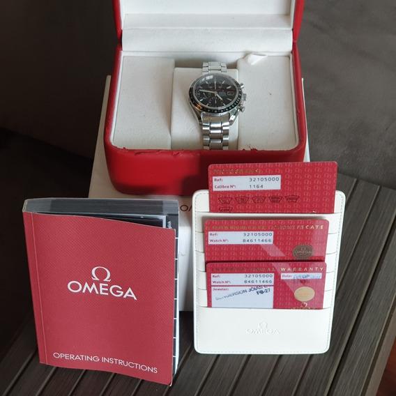 Relógio Omega Speedmaster Date Automático