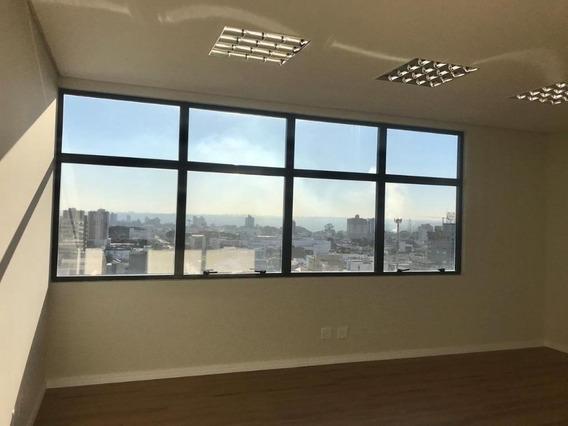 Sala Para Alugar, 35 M² Por R$ 1.430/mês - Centro - São José Dos Pinhais/pr - Sa0099