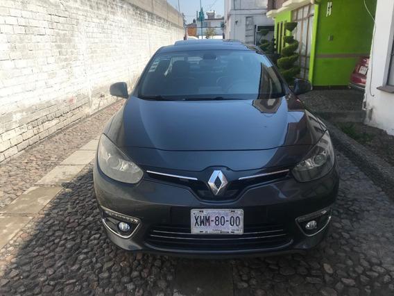 Renault Fluence 2015 Privilege
