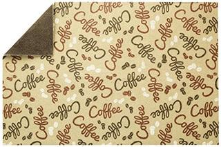 S Y T 591601 Cafetera Y Java Alfombrilla 12 X 18 Impresión