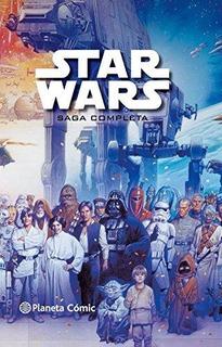 Star Wars, La Saga Completa : Diego De Los Santos Domingo