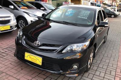 Corolla 2013 Xrs 2.0 Top De Linha !