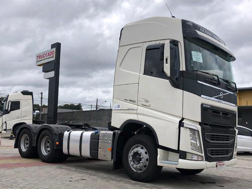 Volvo Fh 460 2018 6x2 - I-shift - No Cavalo=500,540,520,480