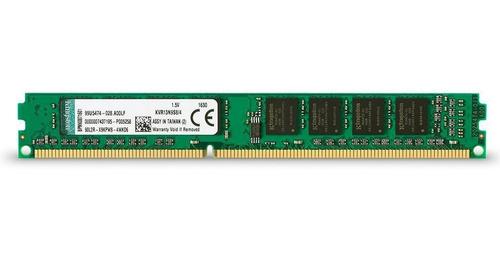 Memoria Pc 4gb Kingston Value Ram Ddr3 1600mhz Mexx 3